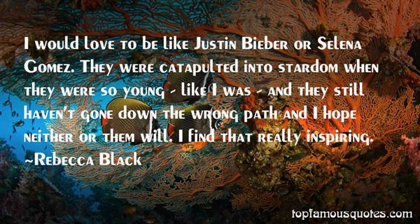 Quotes About Selena Gomez