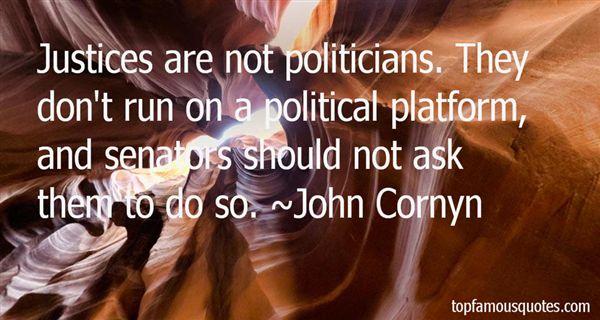 Quotes About Senators