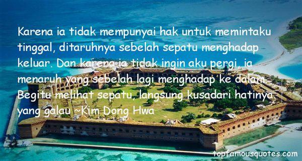 Quotes About Sepatu