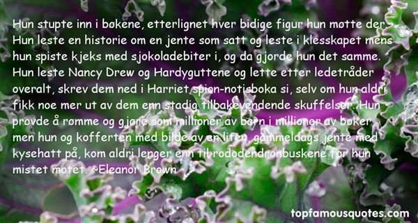 Quotes About Skuffelse