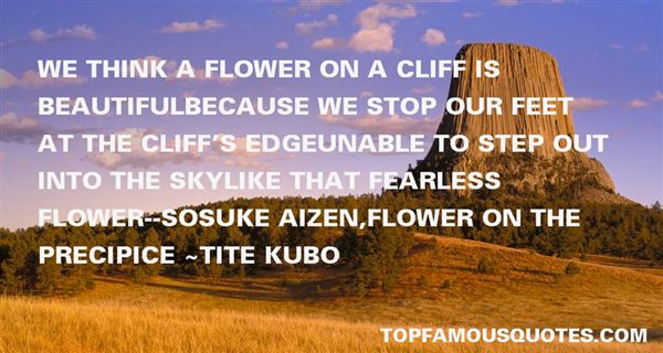 Quotes About Sosuke
