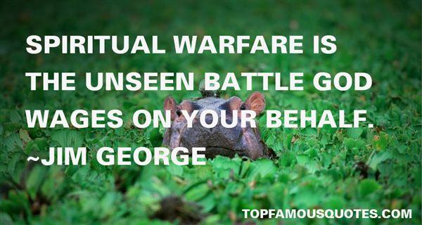 what is spiritual warfare pdf