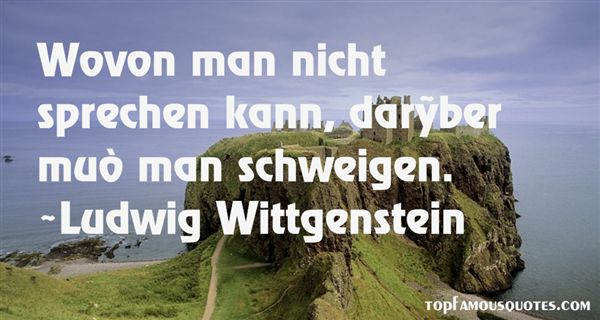 Quotes About Sprechen