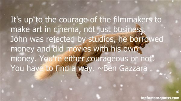 Quotes About Studios