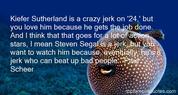 Quotes About Sutherland