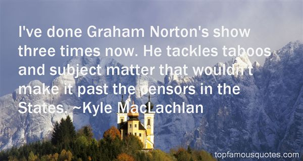 Quotes About Tackle
