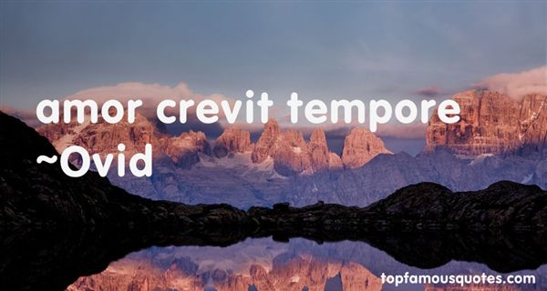 Quotes About Tempore