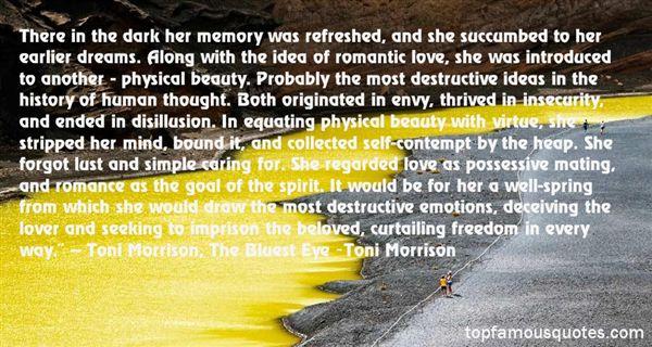 Famous Quotes by Toni Morrison