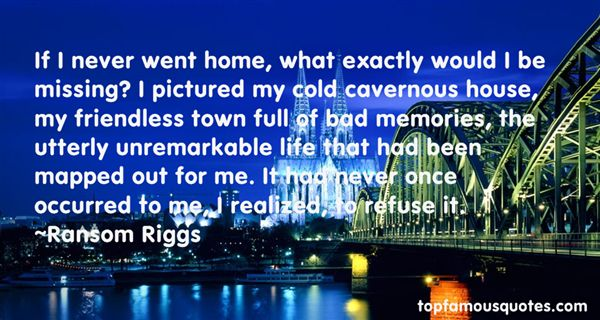 Quotes About Town Life