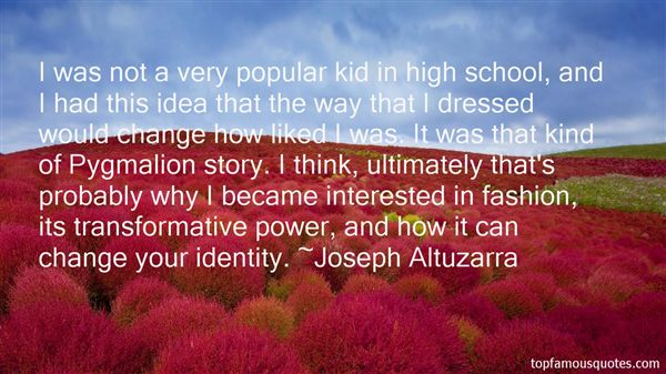 Quotes About Transformative Change
