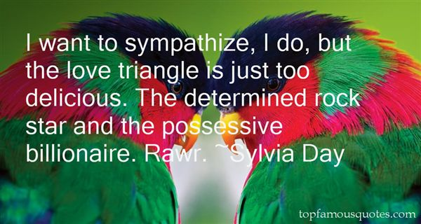 Quotes About Triangle