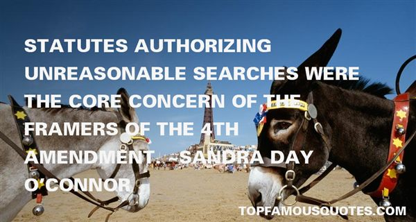 Quotes About Unreasonable Searches