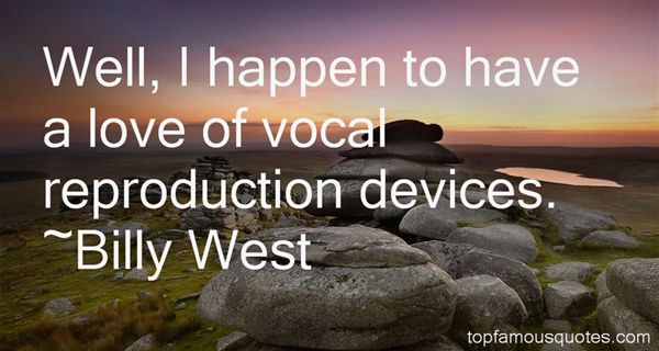 Quotes About Vocal