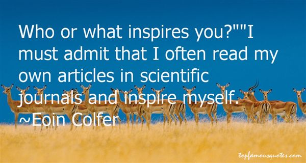 Quotes About What Inspires You