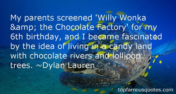 Quotes About Willy Wonka