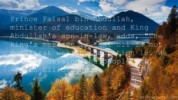 Quotes About Abdullah