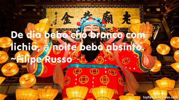 Quotes About Absinto