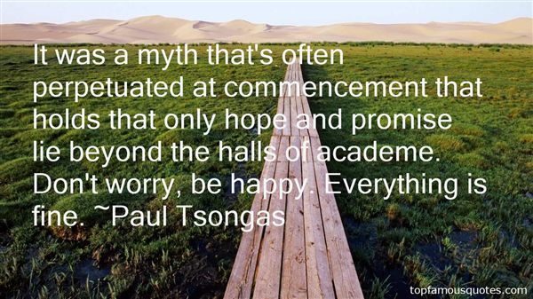 Quotes About Academe