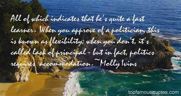 Quotes About Accommodation