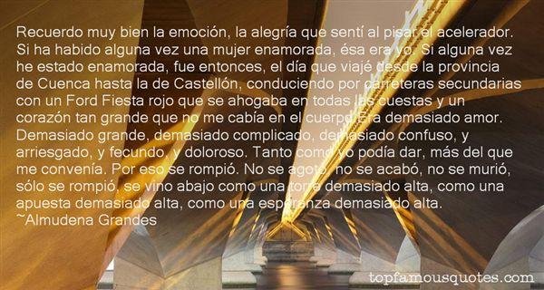 Quotes About Acelerador