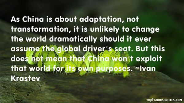Quotes About Adaptation To Change