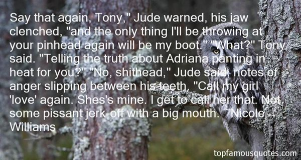 Quotes About Adriana