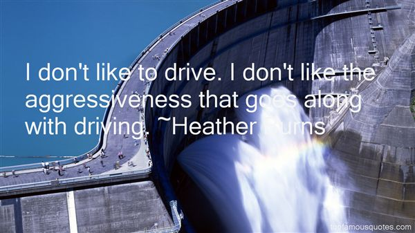Quotes About Aggressive Driving