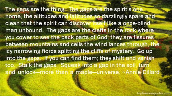 Quotes About Altitude