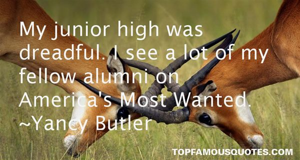 Quotes About Alumni
