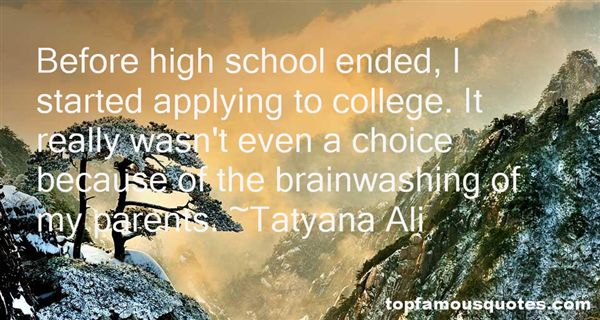 Quotes About Applying To College