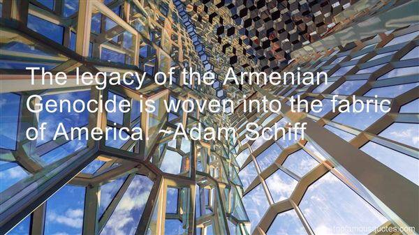 Quotes About Armenian Genocide