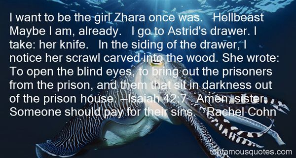 Quotes About Astrid