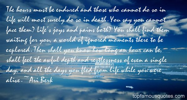 Quotes About Awful Days