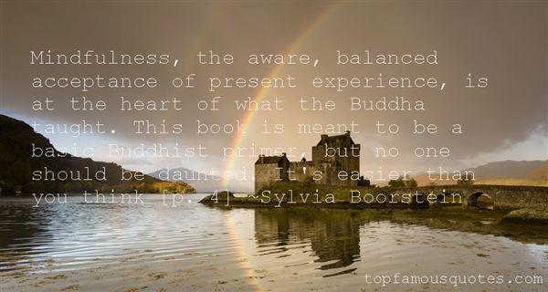 Balance Buddha Quotes: best 1 quotes about Balance Buddha
