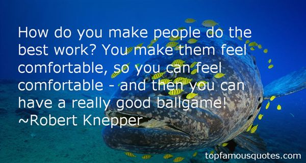 Quotes About Ballgame