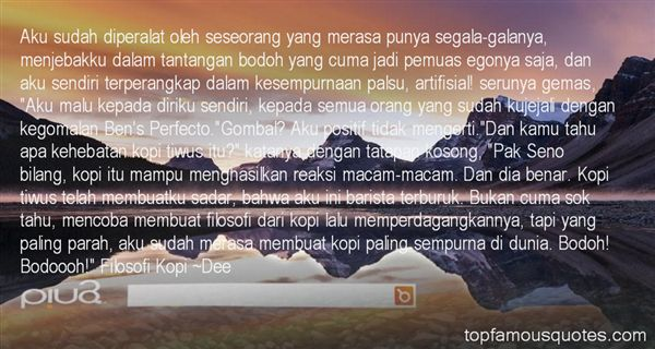 Quotes About Barista