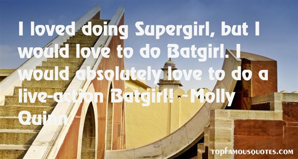 Quotes About Batgirl