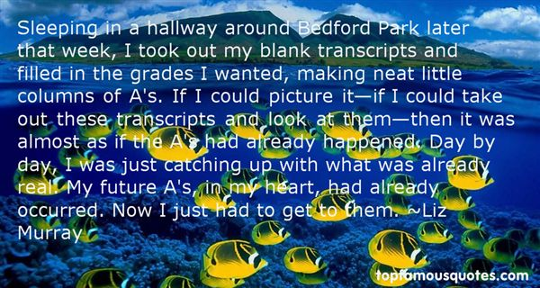 Quotes About Bedford