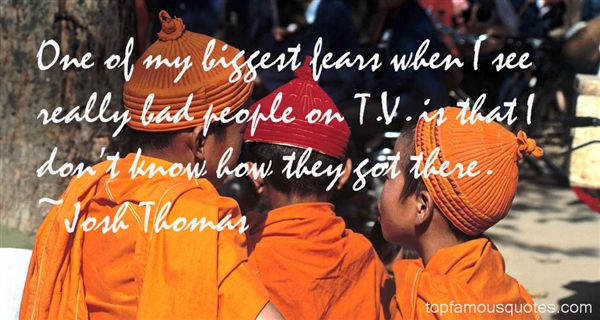 Quotes About Biggest Fear