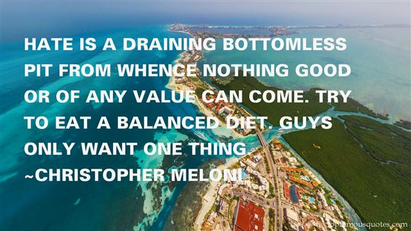 Quotes About Bottomless