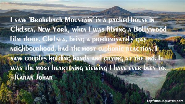Quotes About Brokeback Mountain