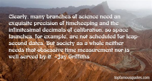Quotes About Calibration