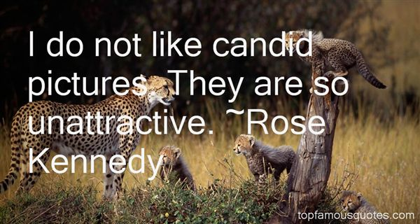 Quotes About Candid Pictures