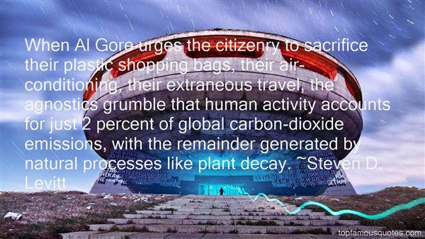 Quotes About Carbon Dioxide Emissions