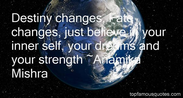 Quotes About Change And Strength