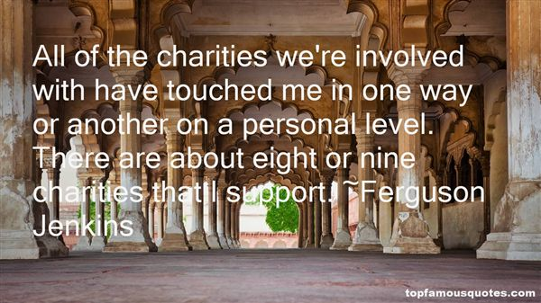 Quotes About Charities
