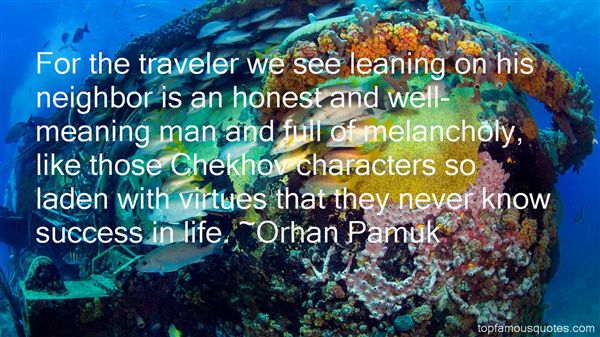 Quotes About Chekhov
