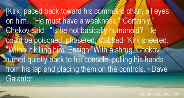 Quotes About Chekov