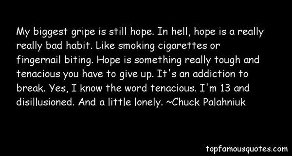 Quotes About Cigarette Addiction