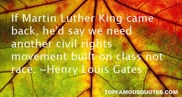 Quotes About Civil Rights Movement